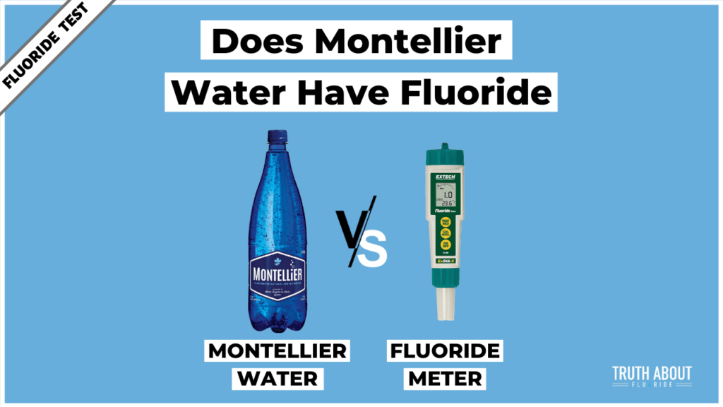 Does Montellier Water Have Fluoride?