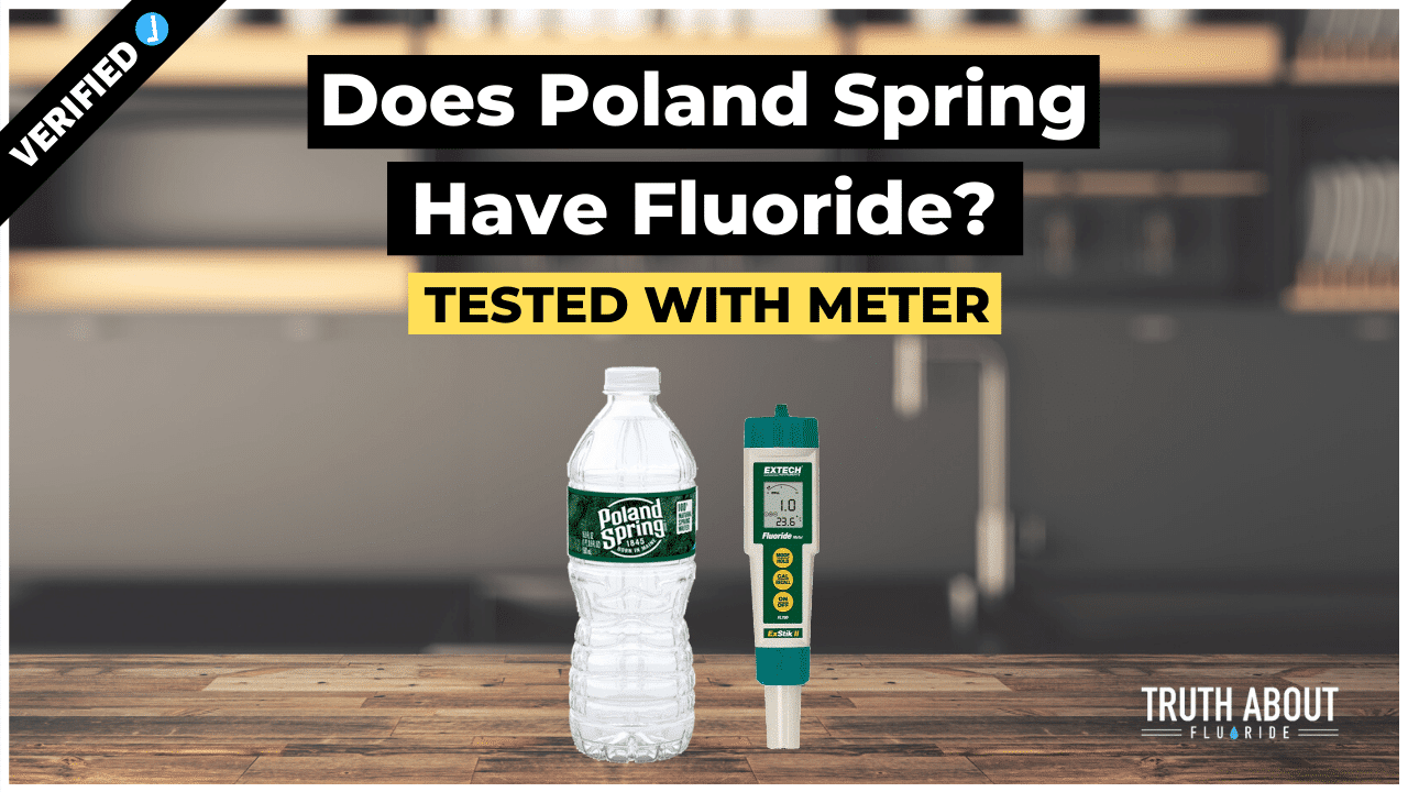 does poland spring water have fluoride