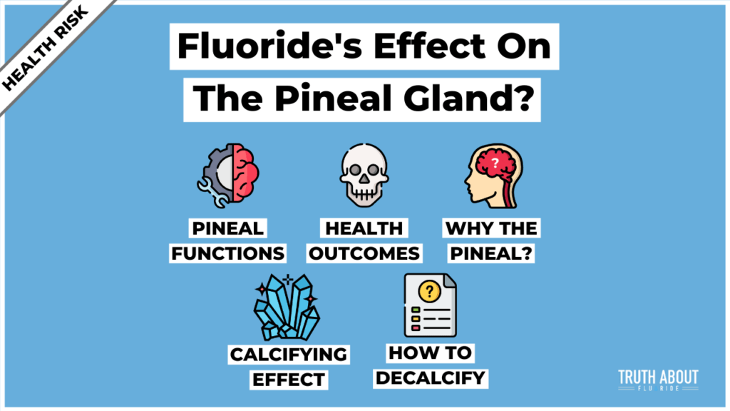 fluoride's effect on the pineal gland