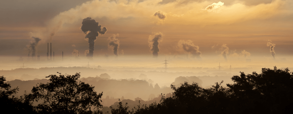 picture of air pollution