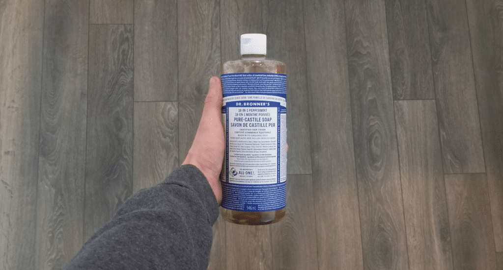dr. bronner's shampoo