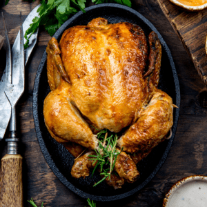 food low in fluoride: whole chicken