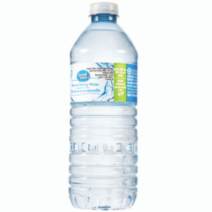 great value bottled water