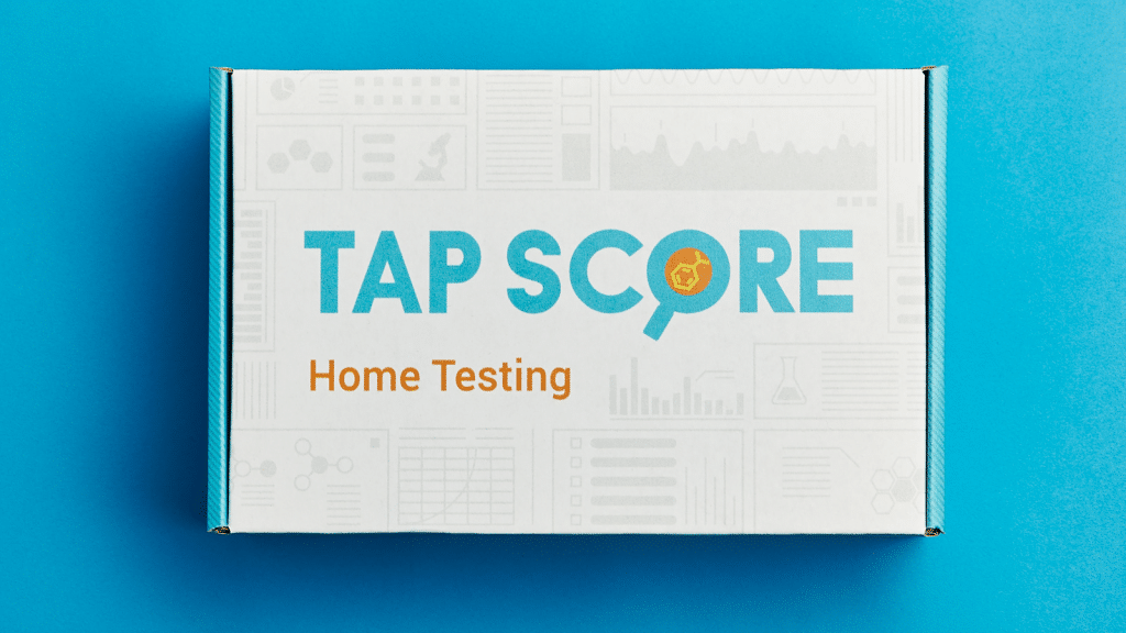 tapscore testing box