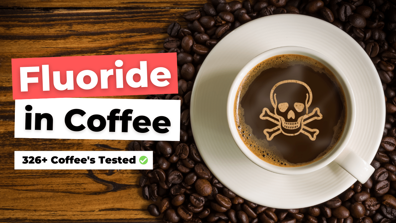 fluoride in coffee