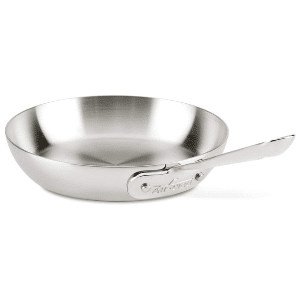 all clad stainless steel pan
