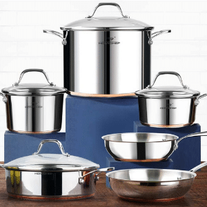 HOMI CHEF cookware set
