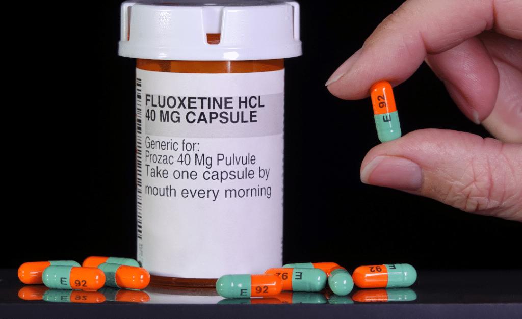 prozac fluoxetine fluoride drug