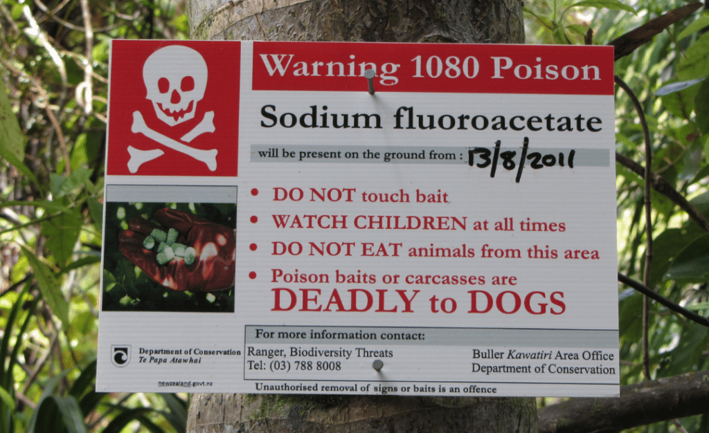 sodium fluoroacetate