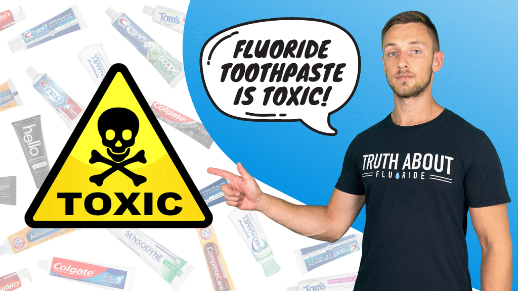 10 reasons to use fluoride free toothpaste