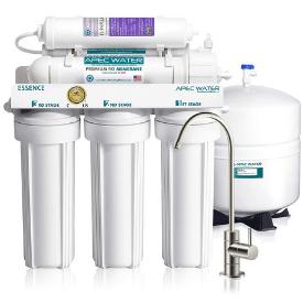 fluoride filter APEC reverse osmosis